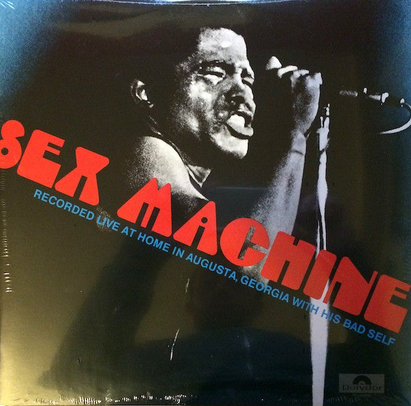 James Brown | Sex Machine (New)