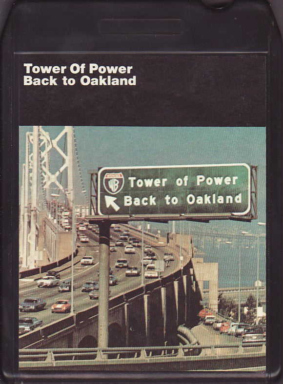 Tower Of Power | Back To Oakland
