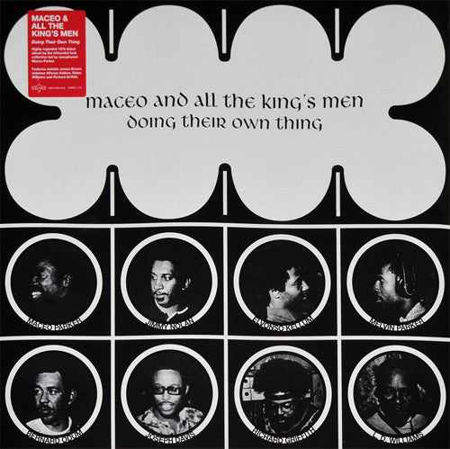 Maceo & All The King's Men | Doing Their Own Thing (New)