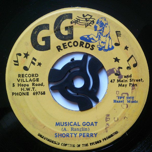 Shorty Perry | Musical Goat / Stinging Dub