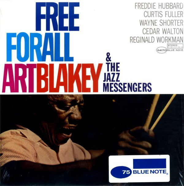 Art Blakey & The Jazz Messengers | Free For All (New)