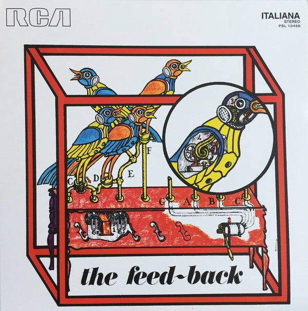 The Feed-Back | The Feed-back (New)