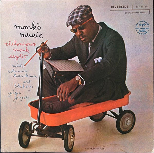 Thelonious Monk Septet | Monk's Music (New)