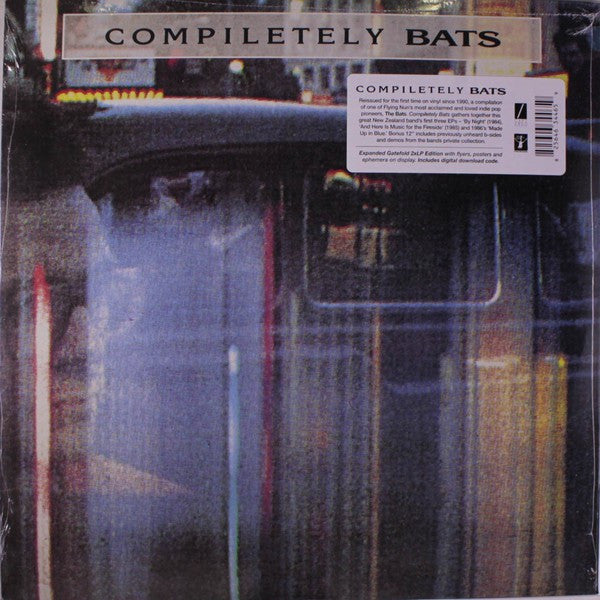 The Bats | Compiletely Bats (New)