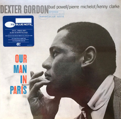 Dexter Gordon | Our Man In Paris (New)