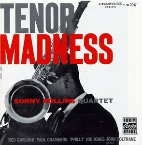 Sonny Rollins Quartet | Tenor Madness (New)