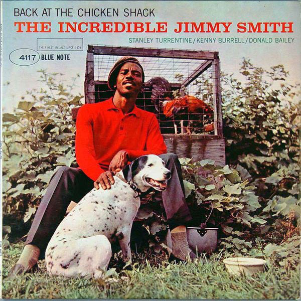 Jimmy Smith | Back At The Chicken Shack (New)