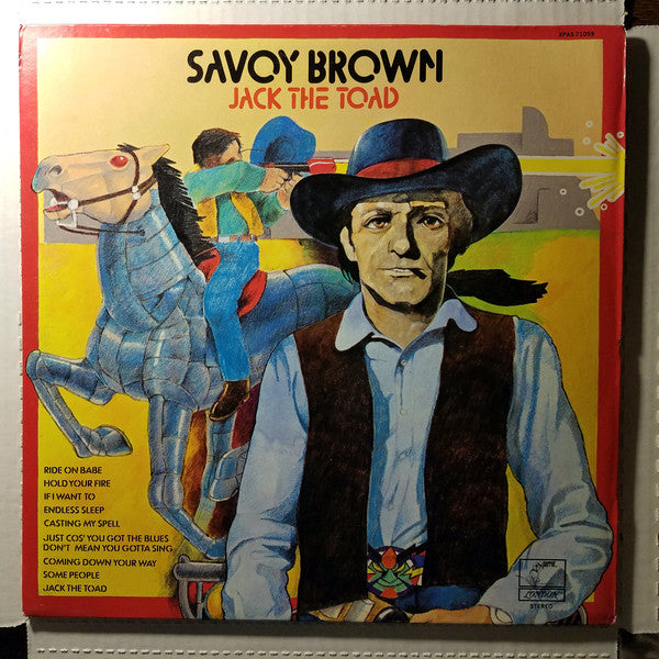 Savoy Brown | Jack The Toad
