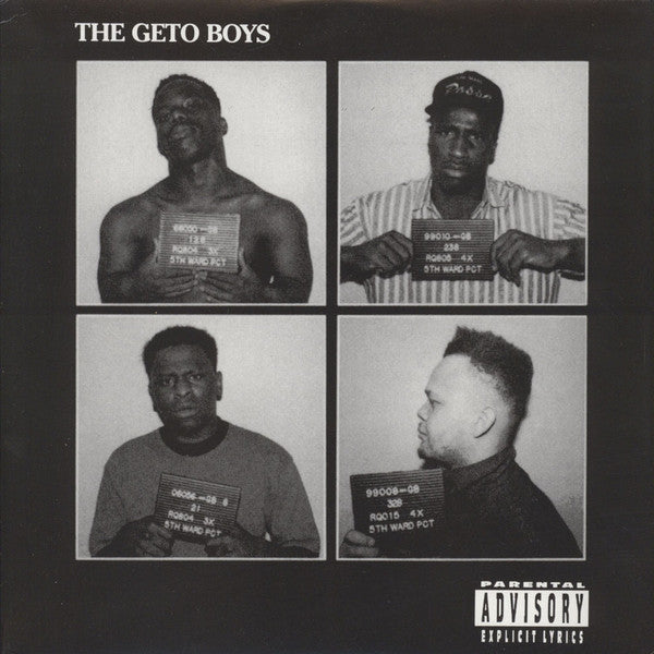 Geto Boys | The Geto Boys (New)