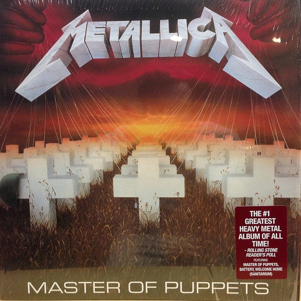 Metallica | Master Of Puppets (New)