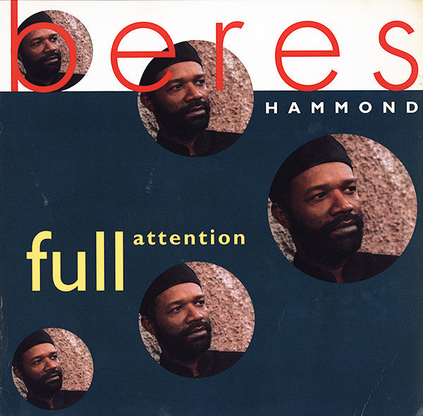 Beres Hammond | Full Attention