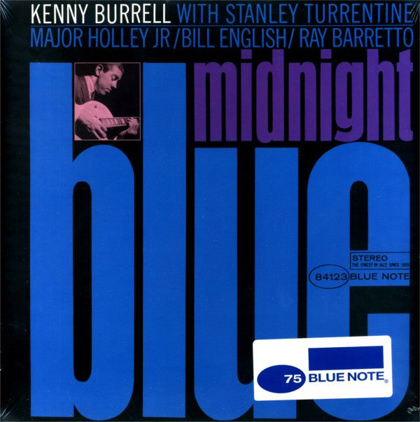 Kenny Burrell | Midnight Blue (New)
