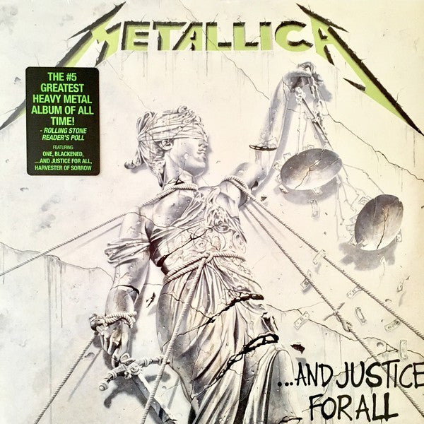 Metallica | ...And Justice For All (New)