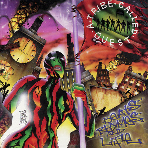A Tribe Called Quest | Beats, Rhymes And Life (New)