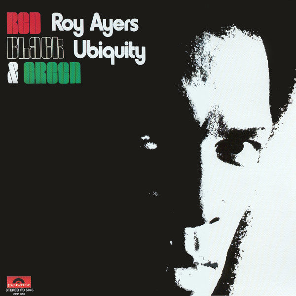 Roy Ayers Ubiquity | Red Black & Green (New)