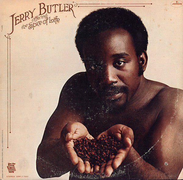 Jerry Butler | The Spice Of Life
