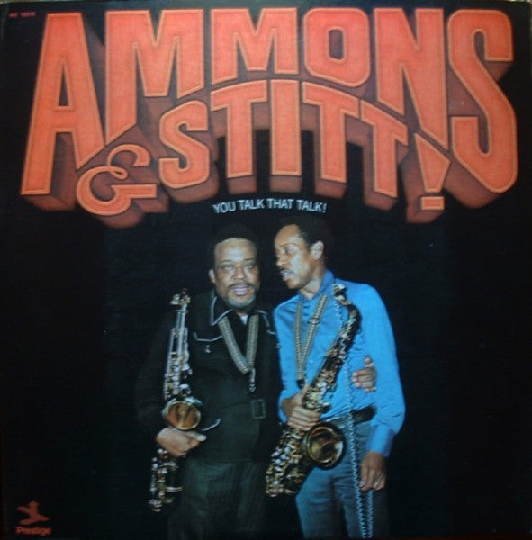 Gene Ammons | You Talk That Talk!