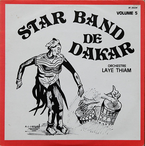 Orchestre Laye Thiam | Star Band Of Dakar - Volume 5