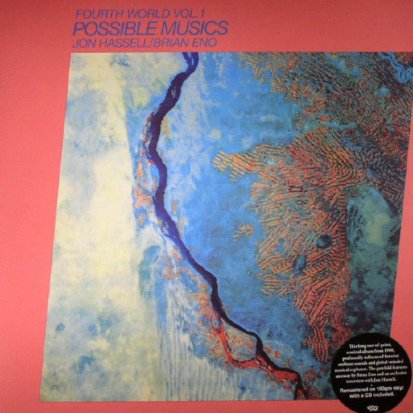 Jon Hassell | Fourth World Vol. 1 - Possible Musics (New)