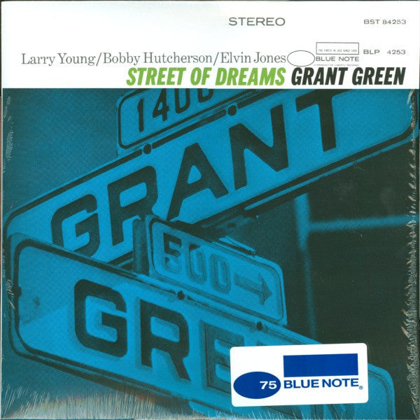 Grant Green | Street Of Dreams (New)