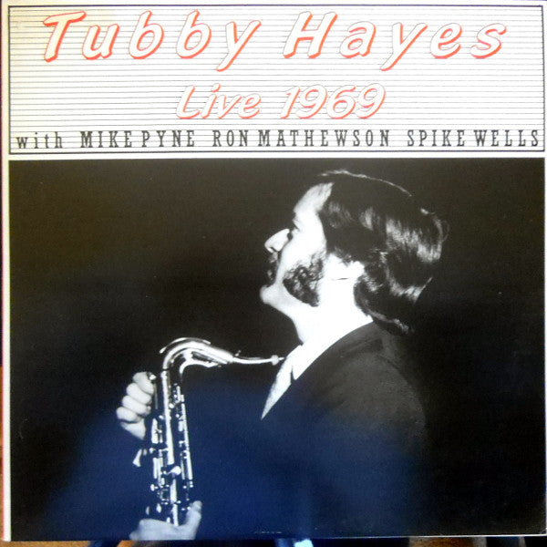 Tubby Hayes | Live 1969