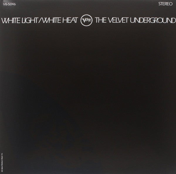 The Velvet Underground | White Light/White Heat (New)