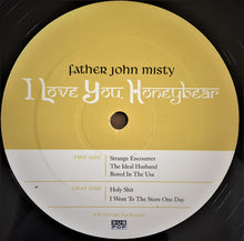 Load image into Gallery viewer, Father John Misty | I Love You, Honeybear (New)