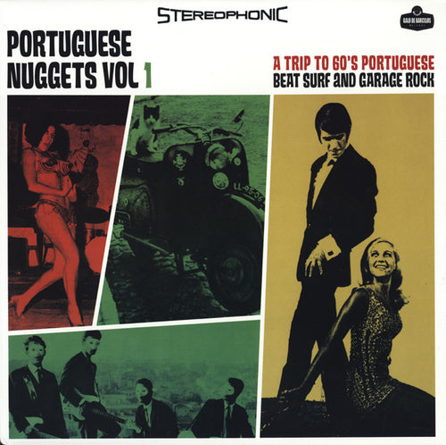 Various | Portuguese Nuggets Vol 1 (A Trip To 60's Portuguese Beat Surf And Garage Rock) (New)