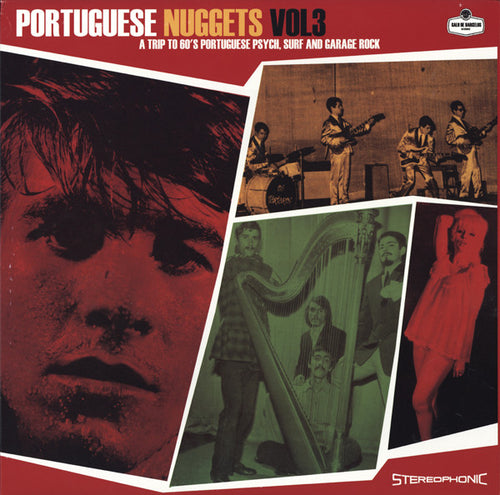 Various | Portuguese Nuggets Vol 3 (A Trip To 60's Portuguese Psych, Surf And Garage Rock) (New)