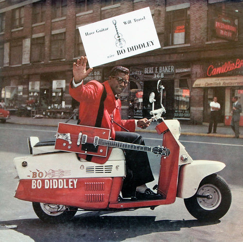 Bo Diddley | Have Guitar, Will Travel (New)