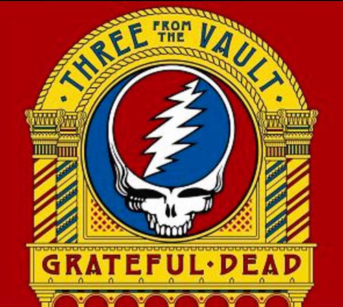 The Grateful Dead | Three From The Vault (New)