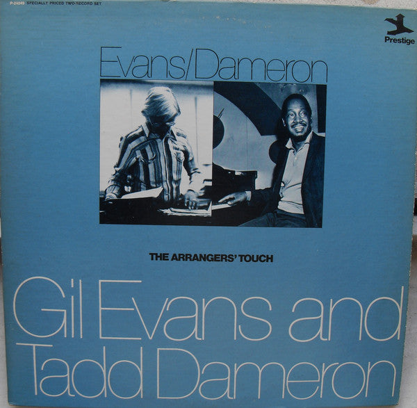 Gil Evans | The Arrangers' Touch