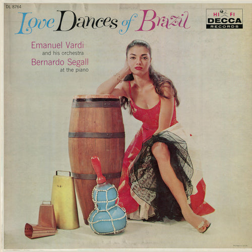 Emanuel Vardi And His Orchestra | Love Dances Of Brazil