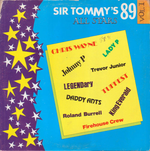 Various | Sir Tommy's 89 All Stars Vol.1