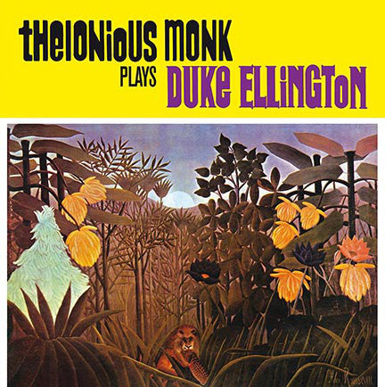 Thelonious Monk | Plays Duke Ellington (New)