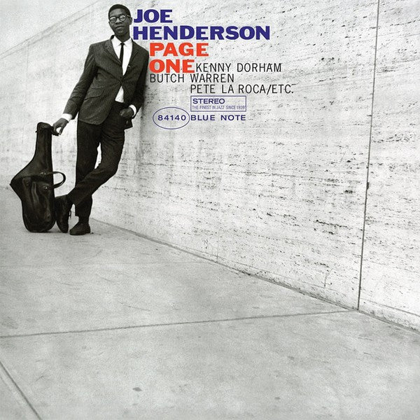 Joe Henderson | Page One (New)