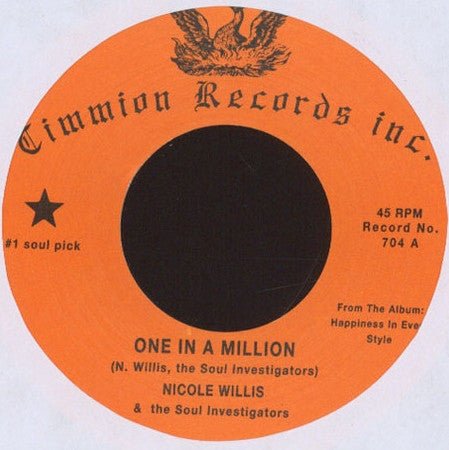 Nicole Willis | One In A Million