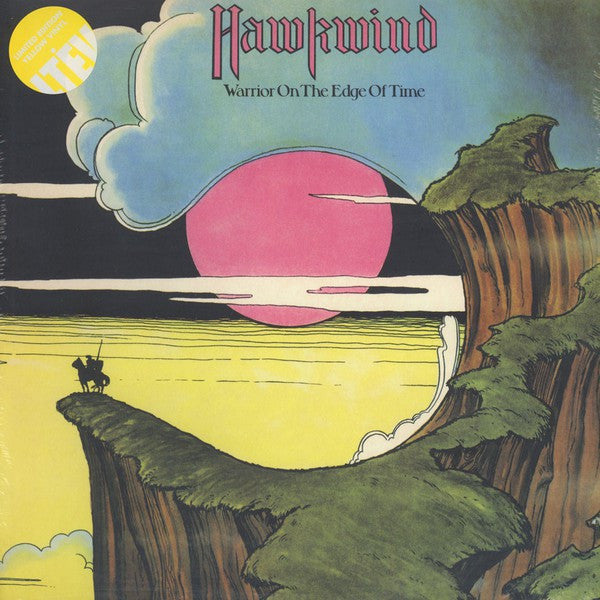 Hawkwind | Warrior On The Edge Of Time (New)