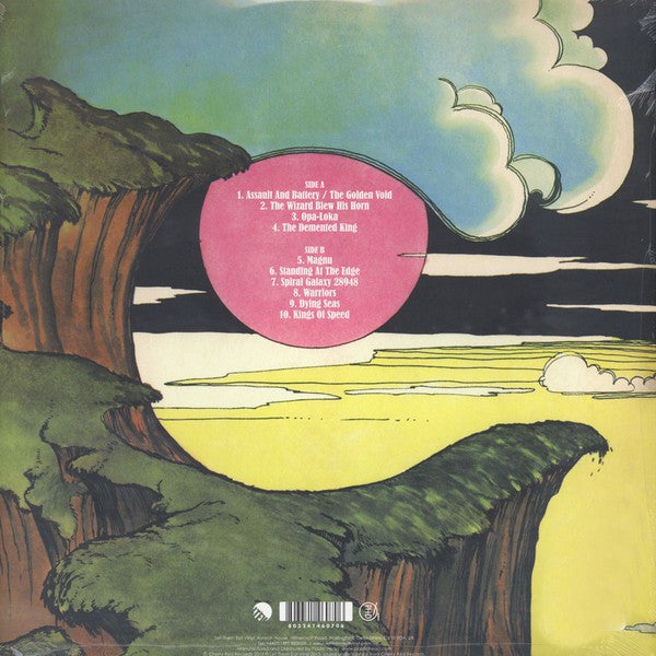 Hawkwind Warrior On The Edge Of Time New Tunnel Records Beach Goods