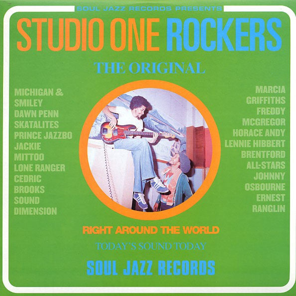Various | Studio One Rockers (New)
