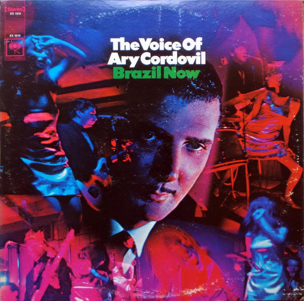 Ary Cordovil | The Voice Of Ary Cordovil Brazil Now