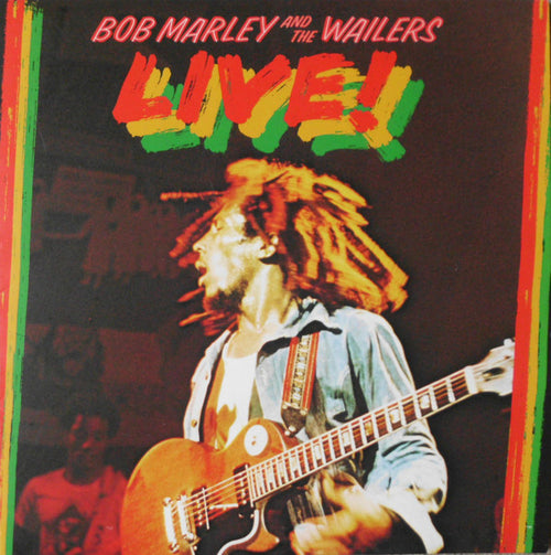 Bob Marley & The Wailers | Live! (New)