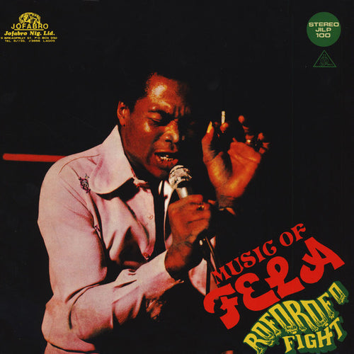 Fela Kuti | Roforofo Fight (New)