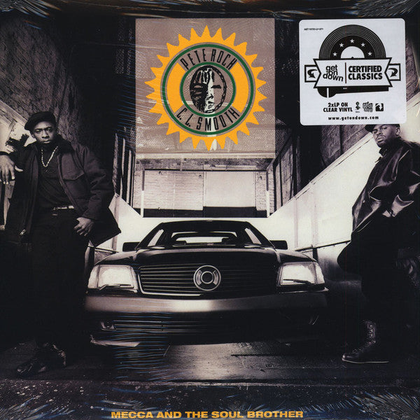 Pete Rock & C.L. Smooth | Mecca And The Soul Brother (New)