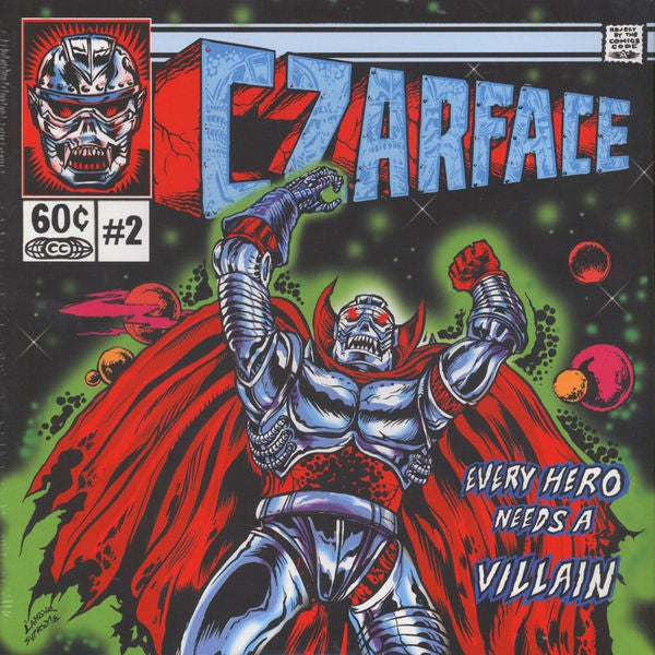 Czarface | Every Hero Needs A Villain (New)