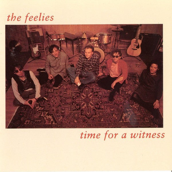 The Feelies | Time For A Witness (New)