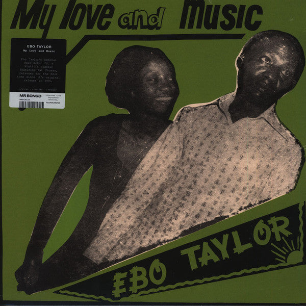 Ebo Taylor | My Love And Music (New)