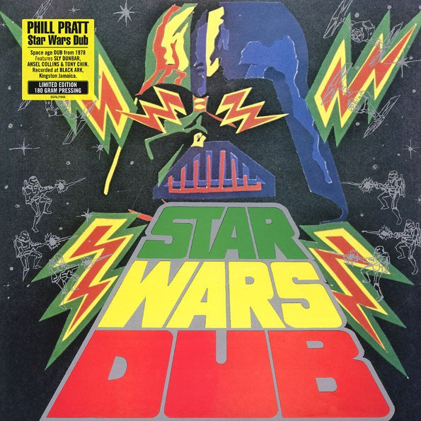 Phil Pratt | Star Wars Dub (New)