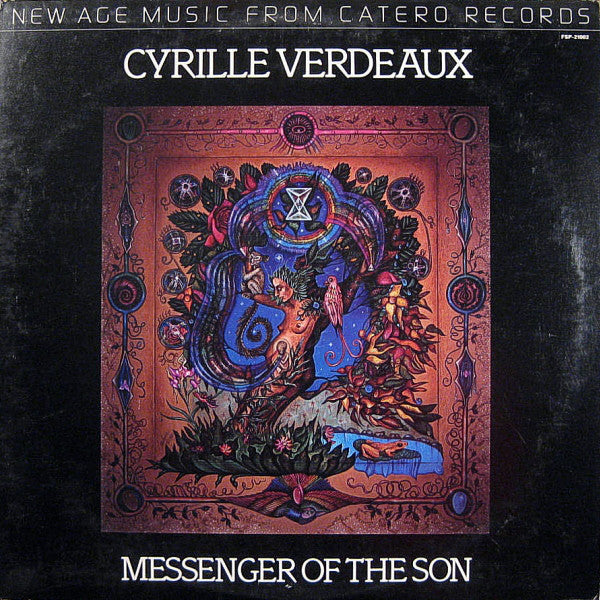 Cyrille Verdeaux | Messenger Of The Son