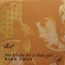 Load image into Gallery viewer, black tape for a blue girl | Bike Shop